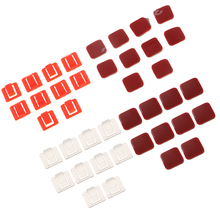 10Pcs 1104 2206 2207 Motor Cable Fixing Buckles Fixation for FPV Racing Drone Multirotor H