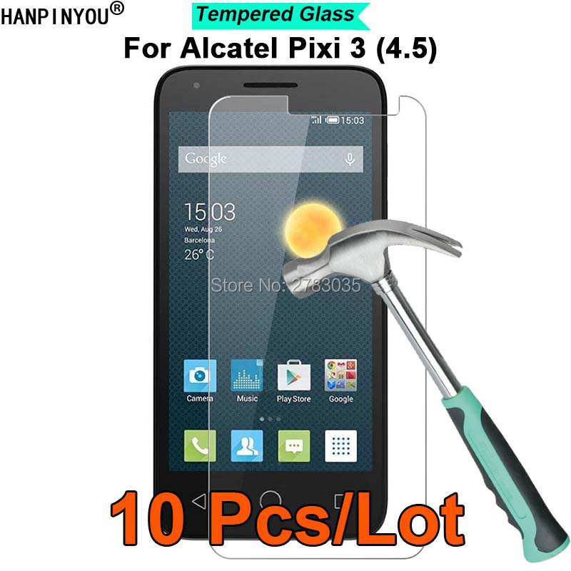 Galleria fotografica 10 Pcs For Alcatel One Touch Pixi 3 (4.5) pixi3 4.5