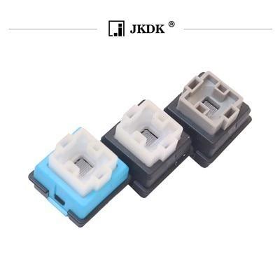 2pcs/set Genuine Omron Romer-g Switch For Logitech G310 G810 G910 G413 G513 G512 K840 Pro Mechanical Keyboard Grey Linear Switch