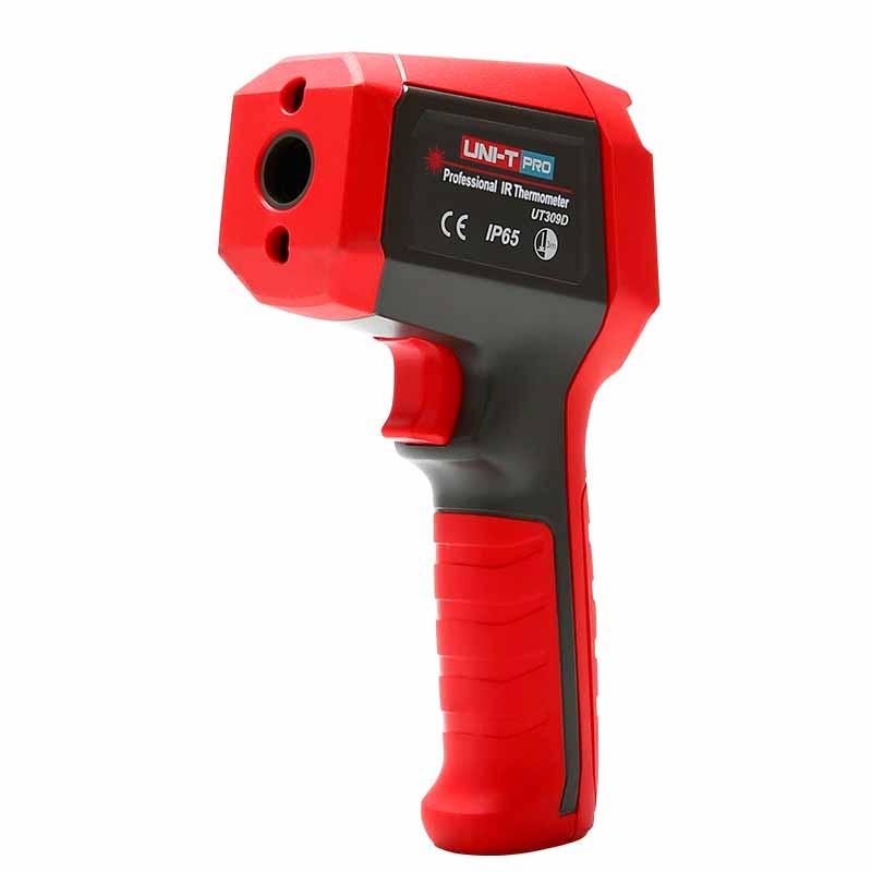 Uni T UT309D Nicht Kontaktieren Laser IR Infrarot Digital Thermometer Temperatur Gun EBTN Display 1202F/650C Pyrometer 3 M Drop IP65 CE-in Temperaturinstrumente aus Werkzeug bei AliExpress - 11.11_Doppel-11Tag der Singles 1