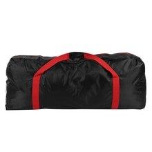 Portátil oxford pano scooter saco de transporte para xiaomi mijia m365 skate elétrico saco bolsa à prova dwaterproof água rasgo resistente