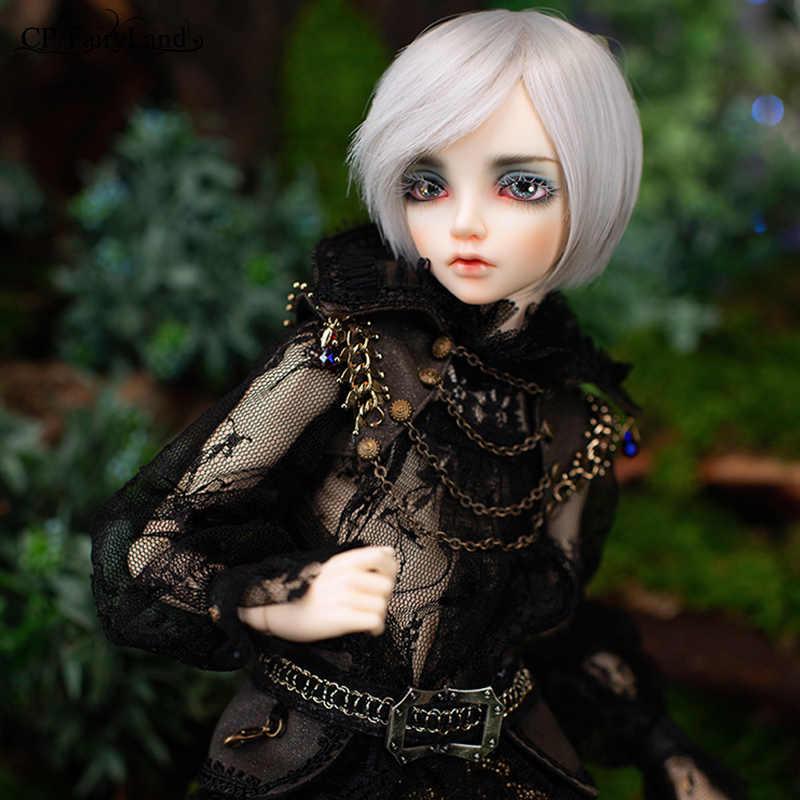 Новое поступление BJD кукла Minifee Altis 1/4 Fairyline Фавн рога рог варианты фантазия мужской куклы Феи для детей сказочная FL
