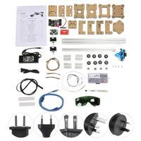 Drawbot Pen Machine Kit 100 240VA 2 Axis router DIY CNC XY Plotter Pen Drawing Machine Robot wood routers