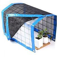 Dark Green Shade Sails & Nets High Shade Rate Sun Mesh Net Shade Net For Car Roof Summer Garden Plants Sunshade Net 2 * 5m