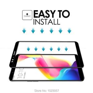 Image 4 - الزجاج المقسى لينوفو A5 L18011 غطاء كامل 9H طبقة رقيقة واقية واقي للشاشة لينوفو S5 برو K5 GT Z5 Z5S Z6 الشباب