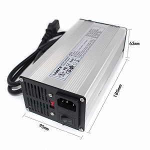 Image 5 - 67.2V 5A Aluminum Lithium Battery Charger Universal for 60V 16 cell Li on Power Tools Electric Motorcycle Ebikes