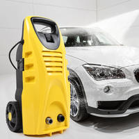 Portable XG 02A Electric High Pressure Car Washer 140bar Garden Cleaning Machine Household Pressure Washer