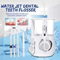 600ML UV Water Jet Dental Teeth Flosser Water Flosser Dental Oral Irrigator Dental Spa Unit Professional Floss Oral Irrigator