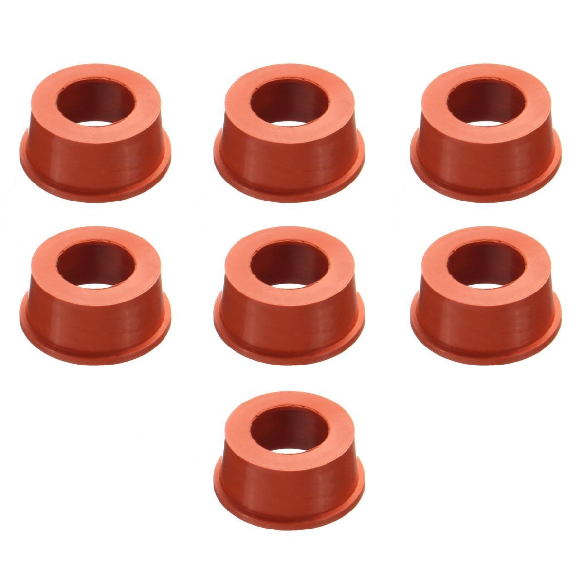 7pcs Backup Ring Back Up Ring Cover Gasket for BMW M47 M57 E38 E39 E46 E60 E61 E65 E66 E90 E91 E53 E83 116122469497pcs Backup Ring Back Up Ring Cover Gasket for BMW M47 M57 E38 E39 E46 E60 E61 E65 E66 E90 E91 E53 E83 11612246949
