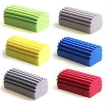 1PC Multifunctional Car Wash PVA Strong Water Absorption Auto Cleaning Sponge Random Color