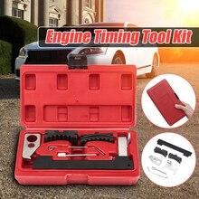 Автомобильный набор синхронизированных инструментов для Fiat для Cruze для Vauxhall Opel авто двигатель Уход Инструменты для ремонта с коробкой 1,6 1,8 16V