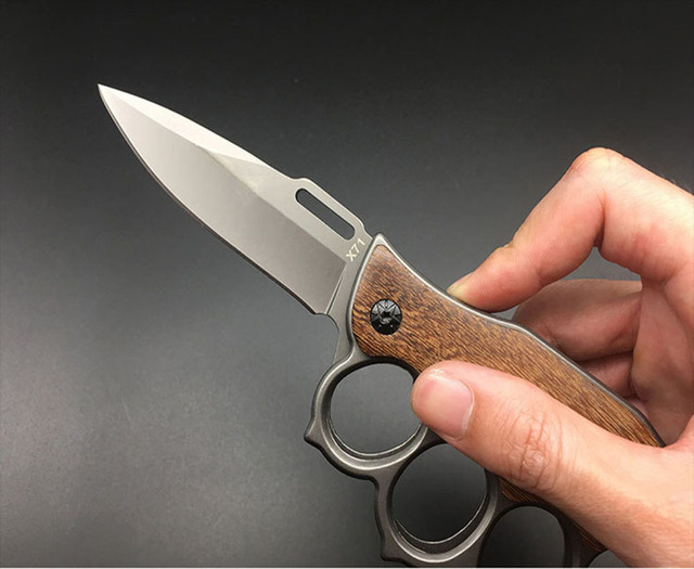 Fixed Blade Tactical Survival Knife