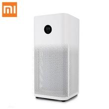 Оригинальный Xiaomi Mi Воздухоочистители 2 S OLED Дисплей смартфон приложение Управление дыма пыли специфический запах Cleaner 3-многослойное Hepa фильтр