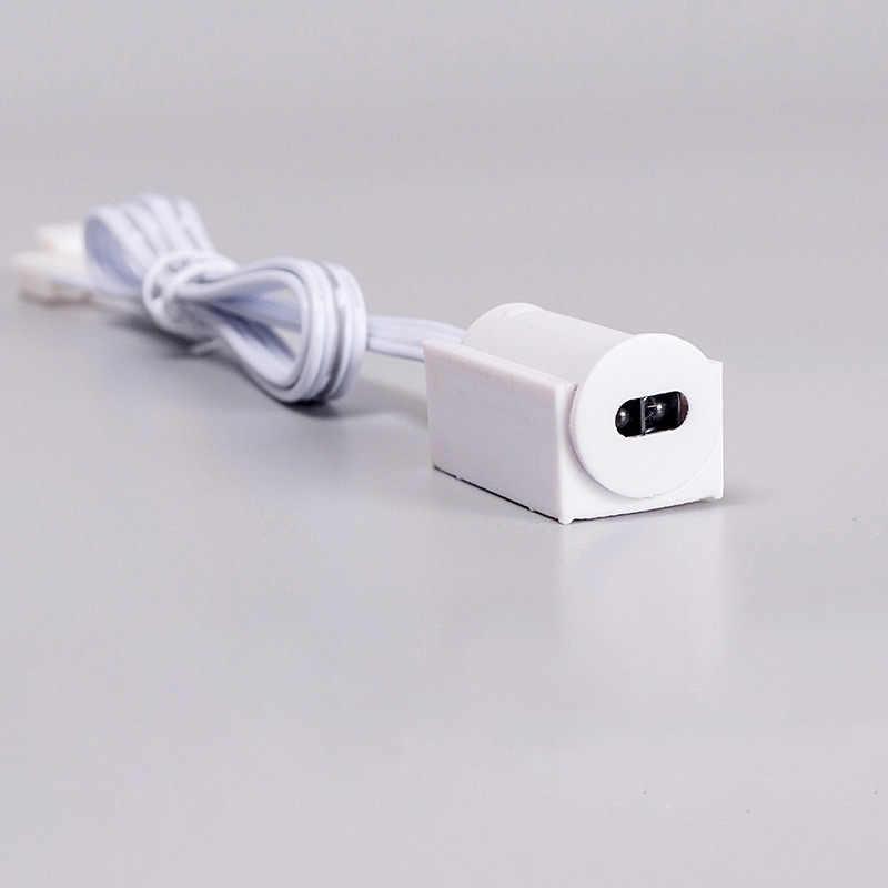 LemonBest шкаф движения Сенсор ручной переключатель развертки ручной переключатель волна переключатель Diy гардероб кабинет потолочная лампа с ИК датчиком-выключателем DC12V 5A
