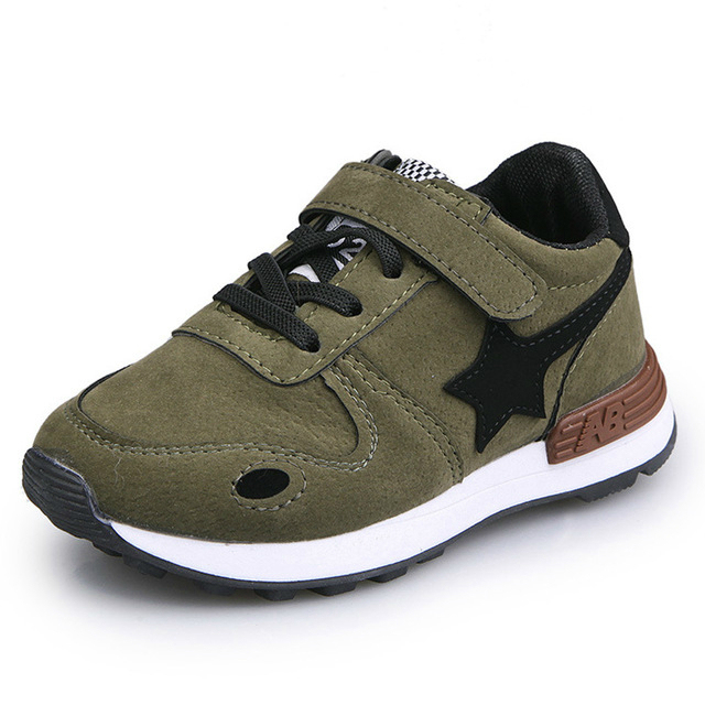38048726a7e Sneakers Top Fashion Unisex Latex 2018 Spring New Brand Kids Shoes Handmade  Slip Casual Sports Children