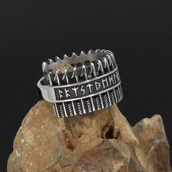 Amulet Viking Nordic Rune Ring3
