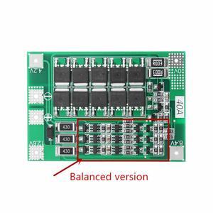 Image 4 - 3S 40A Bms 11.1V 12.6V 18650 Lithium Batterij Bescherming Boord Met Verbeteren/Evenwichtige Versie Voor Boor 40A Huidige Diy Kit Aokin