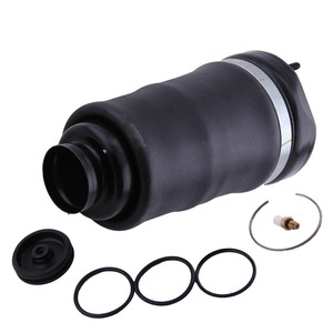 Image 5 - Front Air Suspension Spring Bag For Mercedes X164 ML GL Class W164 1643204513 for GL350 GL450 GL500 ML350 ML500 Air Shock Strut