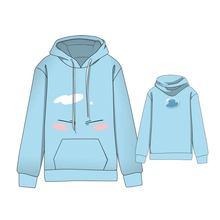 Hot  Anime Tensei Shitara Slime Datta Ken Cosplay Hoodies Standard Hooded Winter Tops Unisex funny Sweatshirts