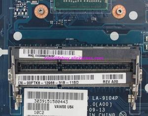 Image 3 - Oryginalne CN 00FTK8 00FTK8 0FTK8 VAW00 LA 9104P I3 3227U płyta główna płyta główna laptopa płyty głównej płyta główna dla Dell Inspiron 15R 3521 Notebook PC