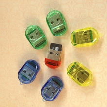 Креативный T-Flash Firefly внутренний высокоскоростной USB 2,0 кард-ридер