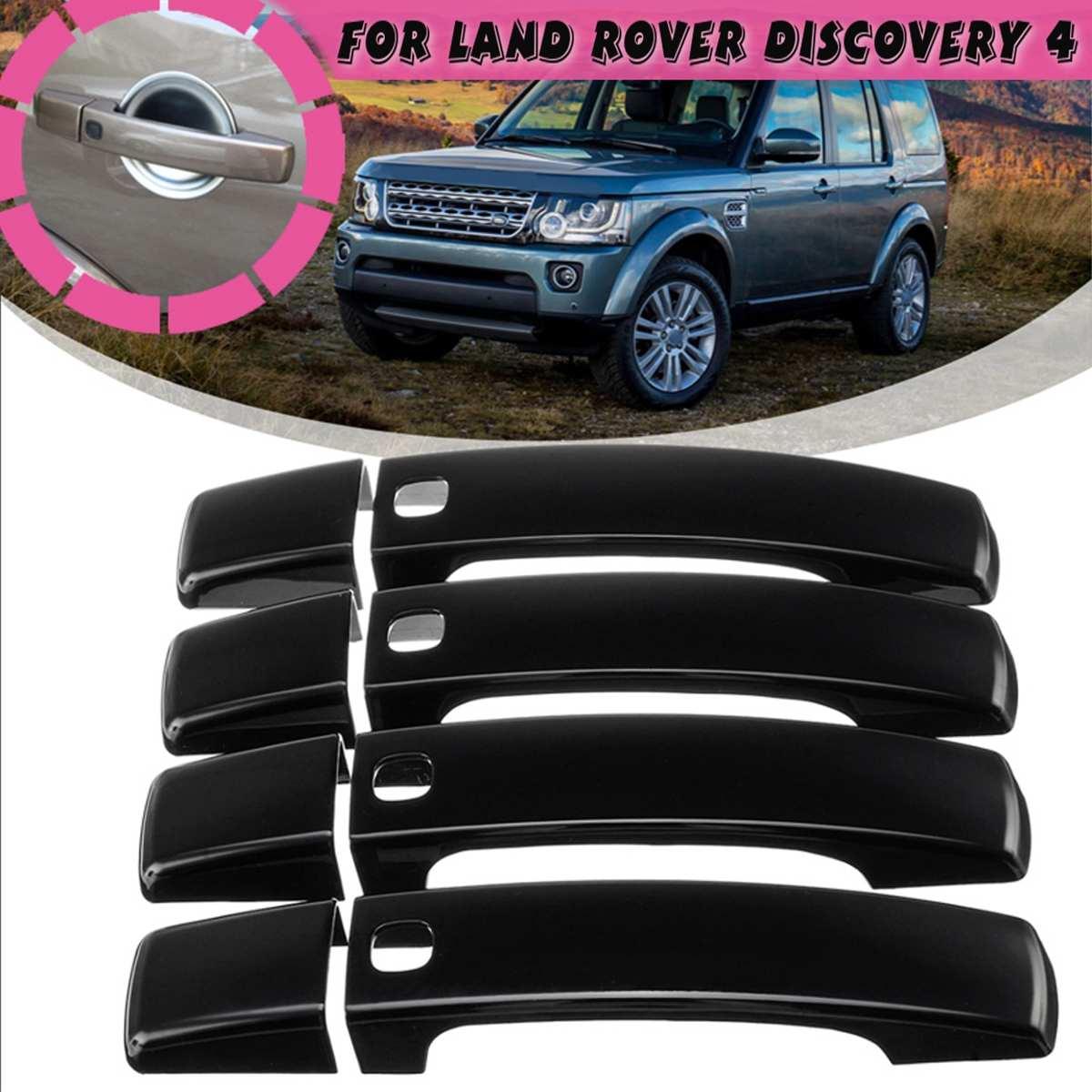Sizver Chrome Door handle cover For 2006-2010 Land Rover Range Rover Sport