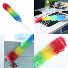 Anti Static Duster Clean Home Car Cleaner Dust Handle Pole Cobweb Brush Durable