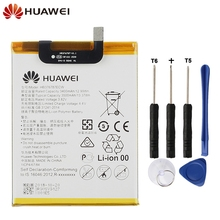 Original Replacement Phone Battery For Huawei Honor V8 HB376787ECW Authenic Rechargeable 3500mAh
