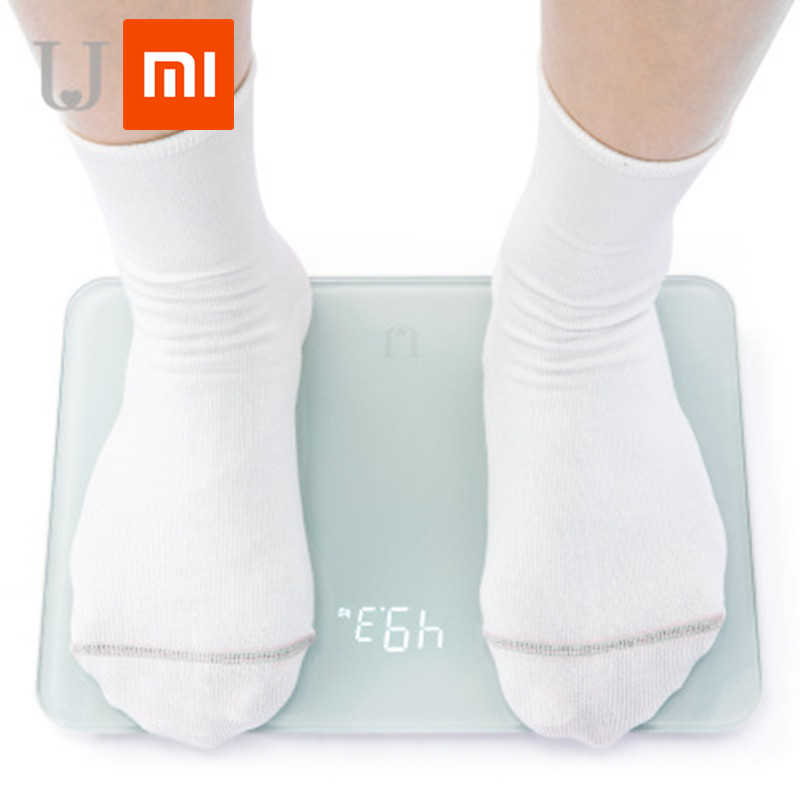 XIAOMI Body-Weight-Scale Electronic Digital Household Led-Display Judy Anti-Slip High-Sensor