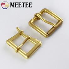 1pc High Quality Solid brass Men women Copper belt buckle With Metal Cowboy Belt Head DIY Accessories Wide 4cm ZK827