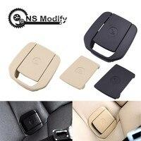 Ns capa para gancho de assento traseiro de carro  1 peça  capa isfix  restruta infantil  para bmw x1  e84  3  séries e90/f35 1 série e87 acessórios para carros