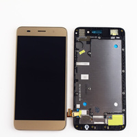 For Huawei Honor 4A Y6 SCL L01 SCL L21 SCL L04 LCD Display Module + Touch Screen Sensor Assembly With Frame