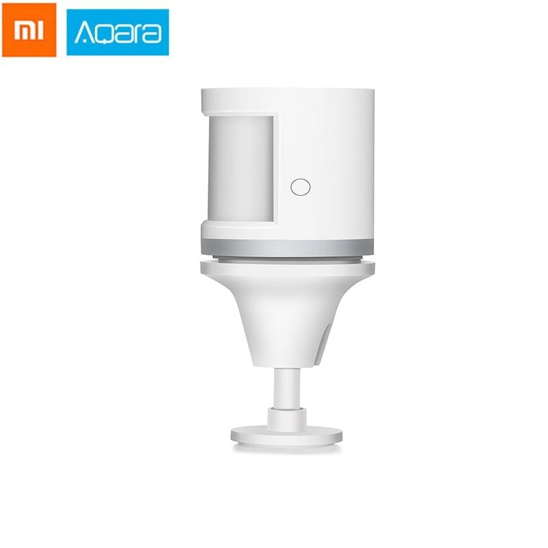 Xiaomi Aqara Human Body Sensor Smart Movement Motion Sensor Zigbee Connection Motion Security Wireless(China)