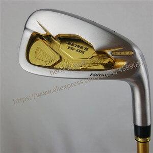 Image 2 - Degli uomini di Golf Club Irons set Honma Bere È 05 a quattro stelle, club di golf set (10 pezzi) golf Club pozzo della grafite spedizione gratuita