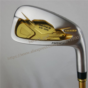 Image 2 - Ensemble de fers de Club de Golf pour hommes Honma Bere IS 05 ensemble de club de golf quatre étoiles (10 pièces) arbre de graphite de Club de Golf livraison gratuite