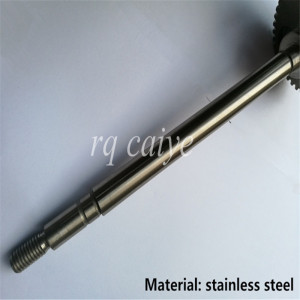 Image 3 - Stainless steel quality SM52 water roller gear shaft G2.030.201 R2.030.207 MV.101.755 MV.022.730