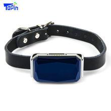 Collar impermeable IP67 para mascotas, Mini rastreador GPS para mascotas, perros, gatos, ganado y ovejas, GSM, AGPS, Wifi, LBS, novedad