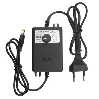 KJS-1506 3-24V 1A 24W DC Power Adapter Adjustable Voltage Switching