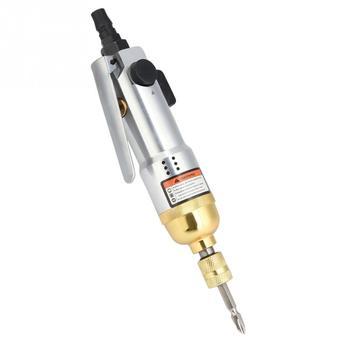 цена на Industrial 1/4in Air Screwdriver Pneumatic Air screwdriver Straight Hand Industrial 9000rpm Reversible Screw Driver Wholesale