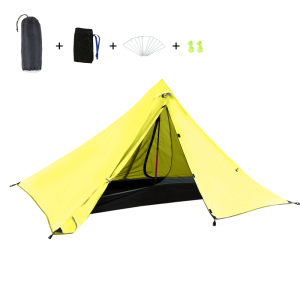 Outdoor Camping Tent 1-2 Peopl