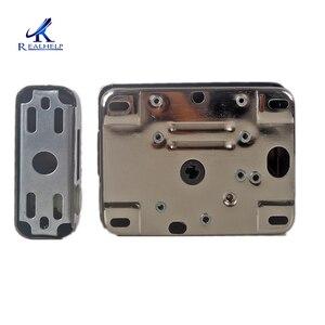 Image 4 - Unidade eletrônica controlada da indução da porta, cartão de escovação e cartão magnético, fechadura para casa para aluguer doméstico