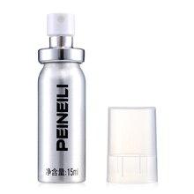 PEINEILI 15ml Penile Erection Spray Male Delay Spray Lasting 60 Minutes Sex Products For Men Penis Enlargement Cream