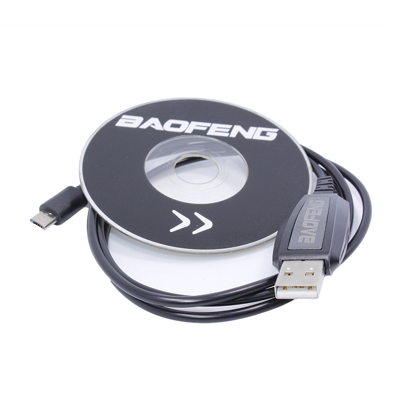 Programming Cable Walkie-Talkie Mobile-Radio Bf-T1-Accessories BAOFENG USB For Mini BF-9100