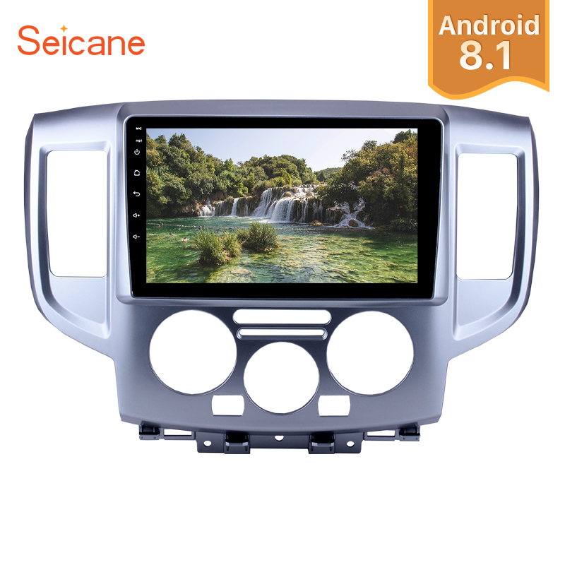 Seicane 9 inch Android 8 1 Car Radio Stereo WiFi Touchscreen 1080P Video GPS Multimedia Player