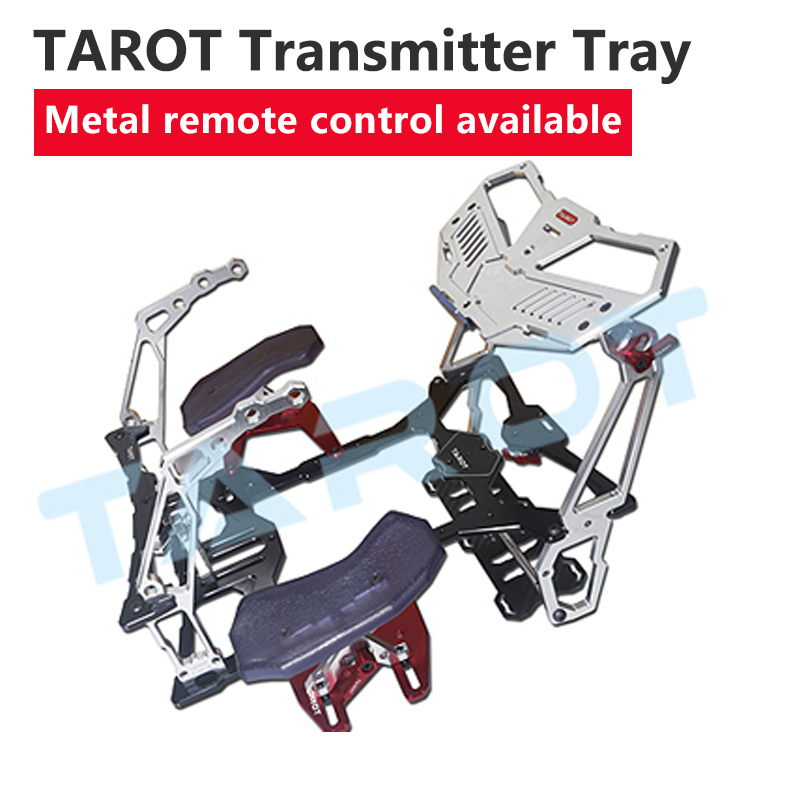 Tarot Remote Controller Transmitter Tray Tarot TL2876 Remote Control Holder Tray For Spektrum JR FUTABA RC Drone FPV