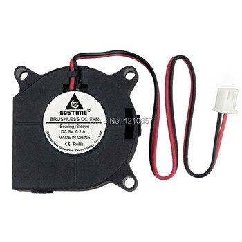 2 PCS LOT DC 5V 2Pin 40mm 40x20mm 4cm  Radiator Cooling Fans Blower Cooler Fan