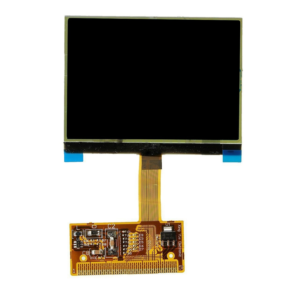 Lcd For Audi A3 A4 A6 S4 B5 For V w Volkswagen Sharan Instrument Cluster DisplayLcd For Audi A3 A4 A6 S4 B5 For V w Volkswagen Sharan Instrument Cluster Display