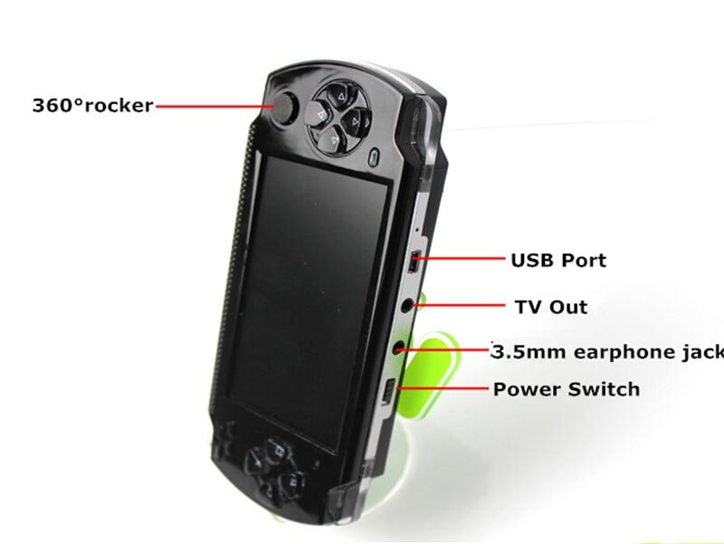 PSP MP5 8