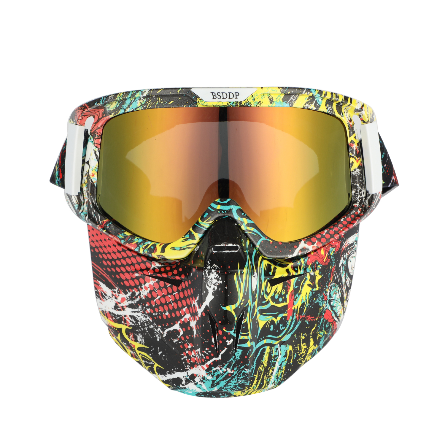 Cycling Motorcycle Riding Cross Country Eyewear Outdoor Activities Equipment Eye Protector Windproof Sand Locomotive Glasses|Cycling Eyewear| |  - title=