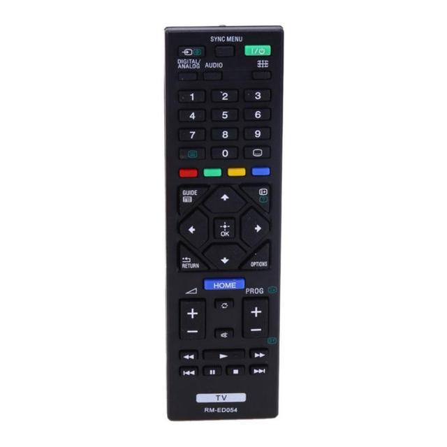 원격 제어 RM ED054 소니 LCD tv에 대 한 KDL 32R420A KDL 40R470A KDL 46R470A 고품질 원격 제어